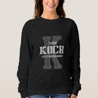 Funny Vintage Style TShirt for KOCH