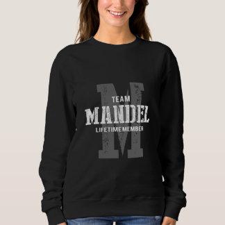 Funny Vintage Style TShirt for MANDEL
