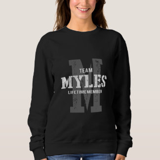 Funny Vintage Style TShirt for MYLES