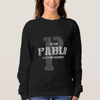 Funny Vintage Style TShirt for PABLO