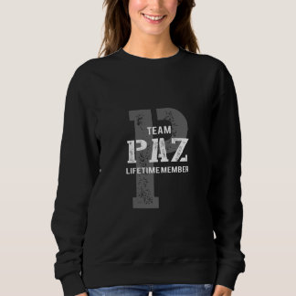 Funny Vintage Style TShirt for PAZ