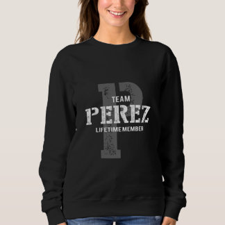 Funny Vintage Style TShirt for PEREZ