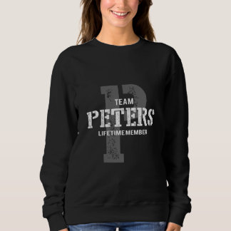 Funny Vintage Style TShirt for PETERS
