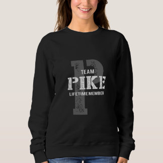 Funny Vintage Style TShirt for PIKE