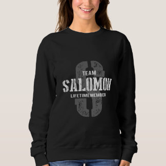 Funny Vintage Style TShirt for SALOMON