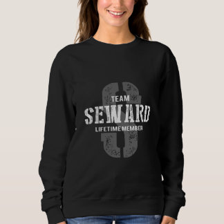 Funny Vintage Style TShirt for SEWARD