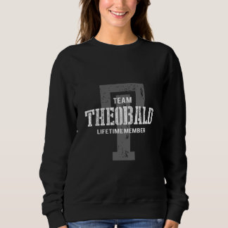 Funny Vintage Style TShirt for THEOBALD