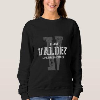 Funny Vintage Style TShirt for VALDEZ
