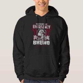 Funny Vintage TShirt For BRUNO