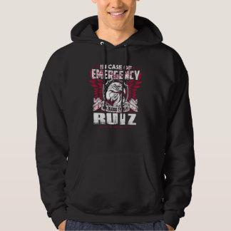 Funny Vintage TShirt For RUIZ