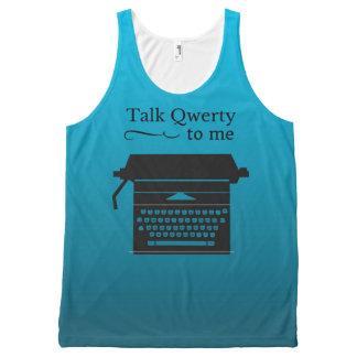 Funny Vintage Typewriter Geek