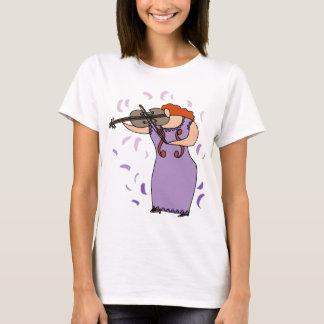 Funny Viola Player T-shirt