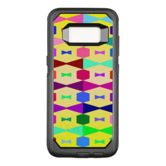 funny vivid pattern 1(C) OtterBox Commuter Samsung Galaxy S8 Case