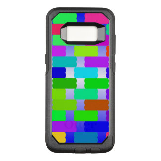 funny vivid pattern 2(C) OtterBox Commuter Samsung Galaxy S8 Case