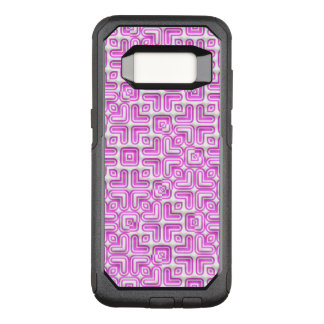 funny vivid pattern 7 (C) OtterBox Commuter Samsung Galaxy S8 Case