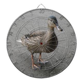Funny Waddling Duck Dart Board