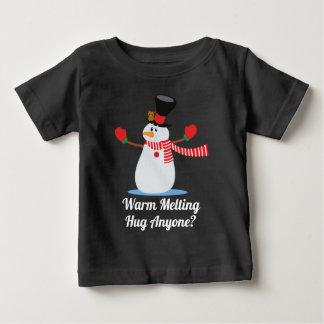 Funny Warm Hug Snowman Christmas | Shirt