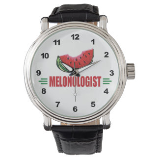 Funny Watermelon Wristwatches