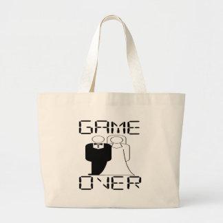 Funny Wedding Humor Design Large Tote Bag