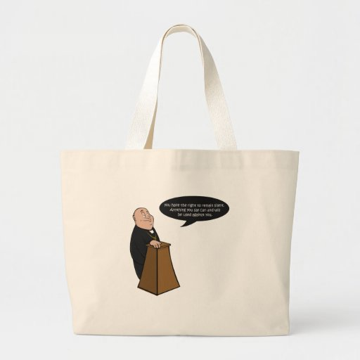 "Funny, ""Wedding Rights"" design Canvas Bag"