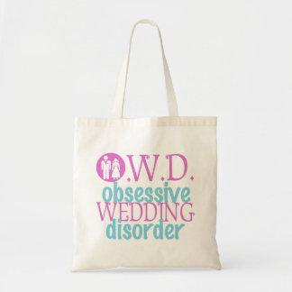 Funny Wedding Tote Bag