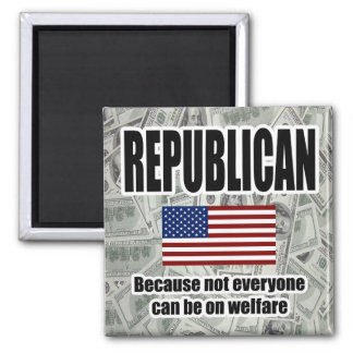 Funny Welfare Magnet