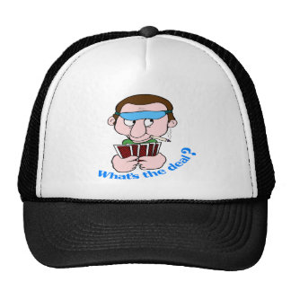 Funny What s The Deal T-shirts Gifts Hat