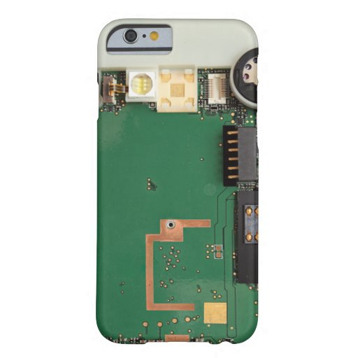 Funny What's Inside my Smartphone iPhone 6 Case