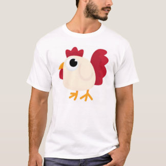 Funny White Chicken T-Shirt
