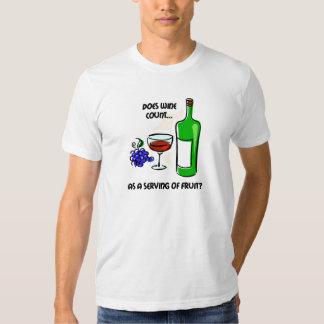 Funny wine humor saying shirt