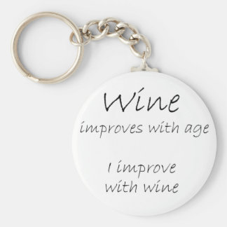 Funny wine quotes humor birthday gifts keychains