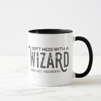 Funny Wizard Coffee Mug