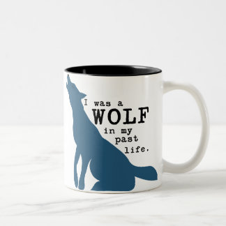 Funny Wolf Mug