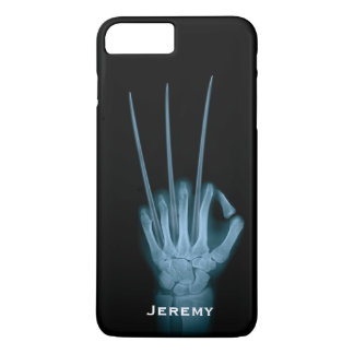 Funny Wolverine Blades Hand Xray iPhone 8 Plus/7 Plus Case