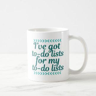 Funny Workaholic Coffee Mug