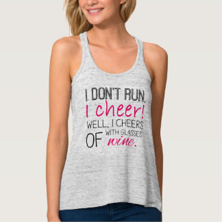 Funny Workout Wine Tank