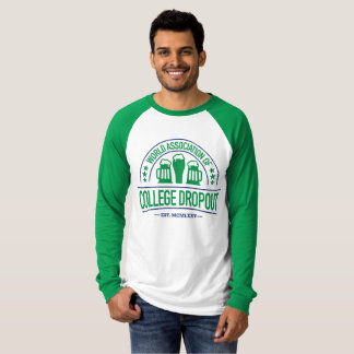 Funny World Association of College Dropout T-Shirt