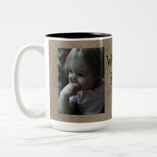 Funny World's Best Dad Mug