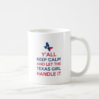 Funny Y'all Texan tees Coffee Mug