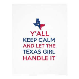 Funny Y'all Texan tees Letterhead