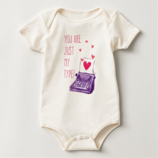Funny You Are Just My Type Valentine   Bodysuit