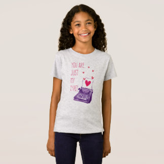 Funny You Are Just My Type Valentine Jersey Shirt