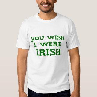 Funny You Wish I Were Irish Tee