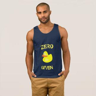 Funny Zero Ducks Given