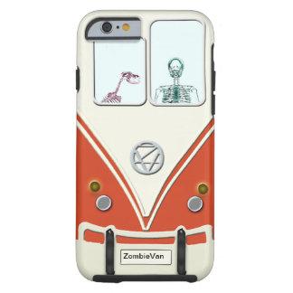 Funny Zombie Van iPhone 6 case Tough iPhone 6 Case