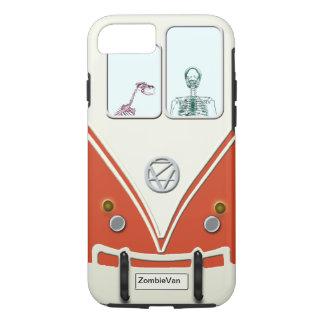Funny Zombie Van iPhone 7 case