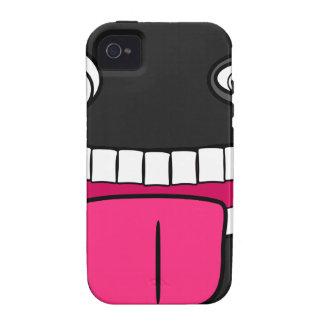 FunnyGuyBlack iPhone4 Case