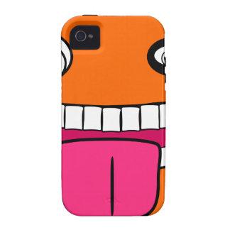 FunnyGuyOrange iPhone4 Case
