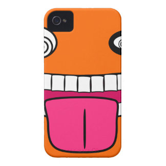 FunnyGuyOrange iPhone 4 Case