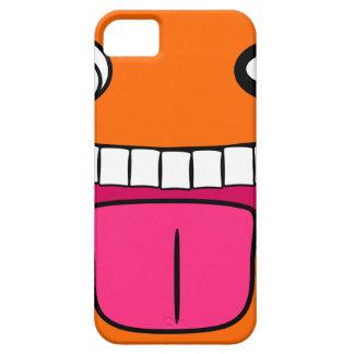 FunnyGuyOrange iPhone 5 Cover